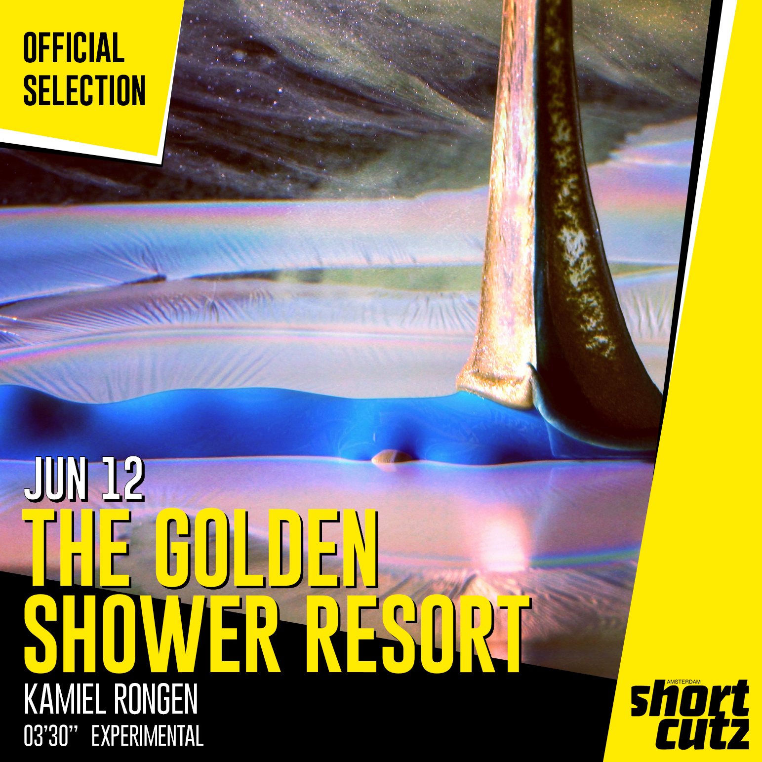#179 The Golden shower resort Poster (1).jpg