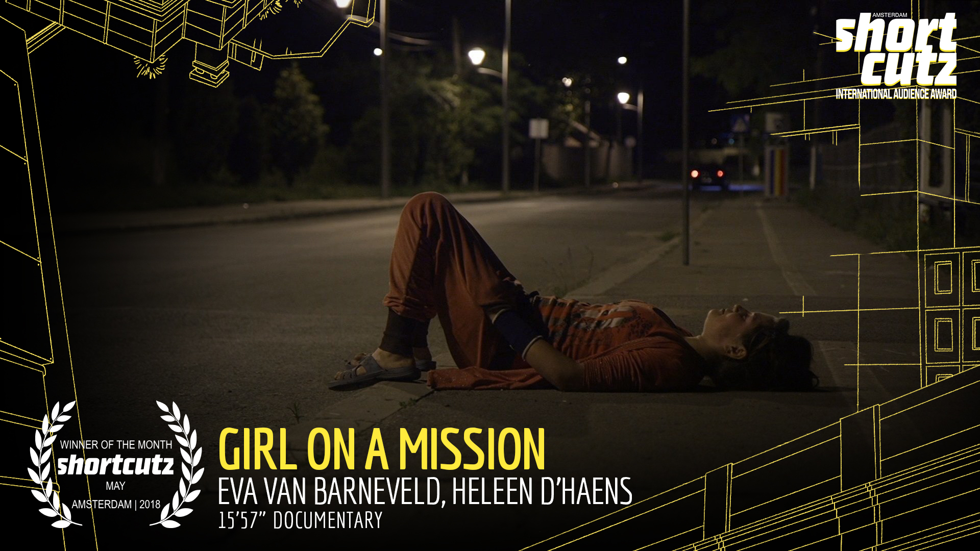 06  Still Laurel  GIRL ON A MISSION  Documentary  15min 57sec.jpg