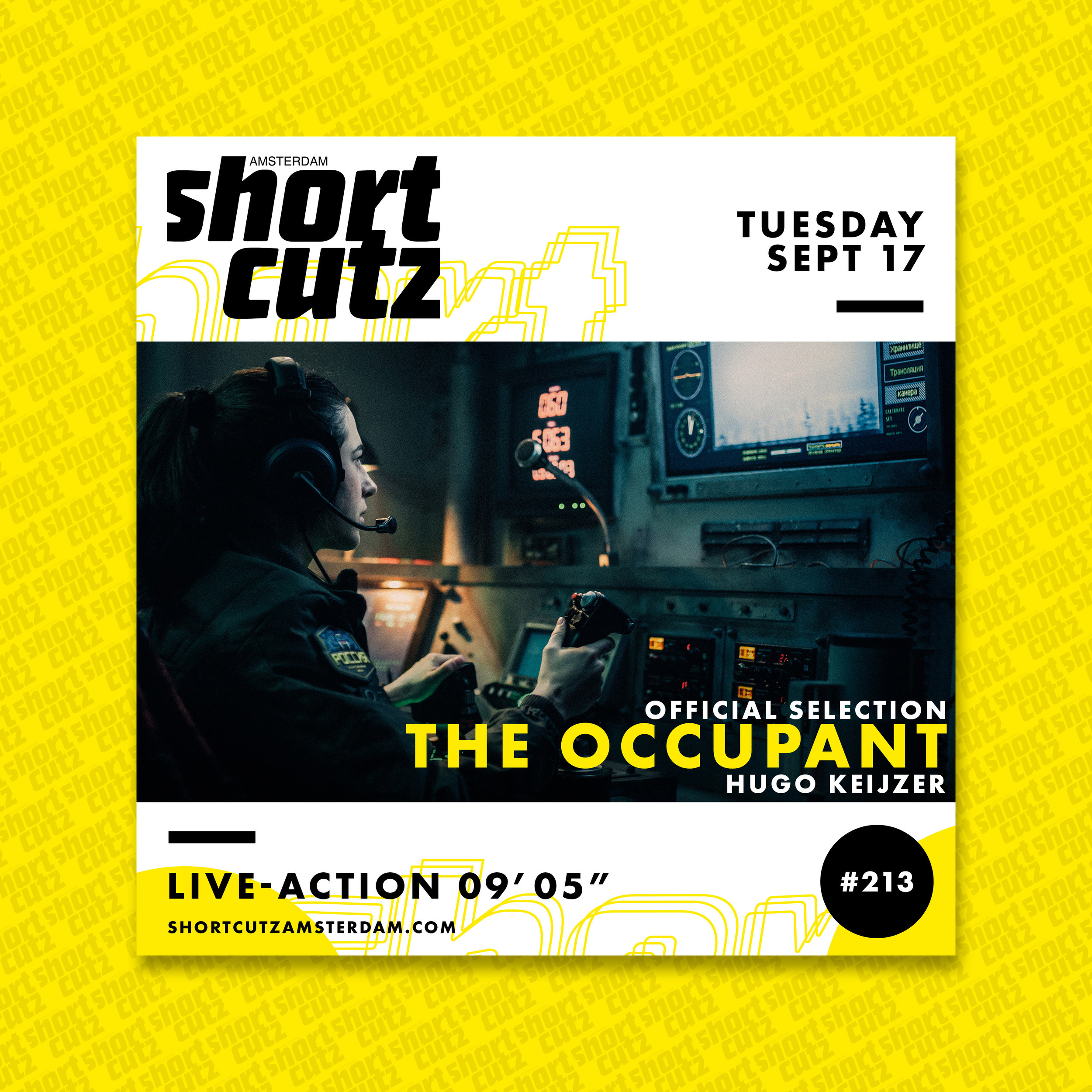 #213 Poster The Occupant.jpg