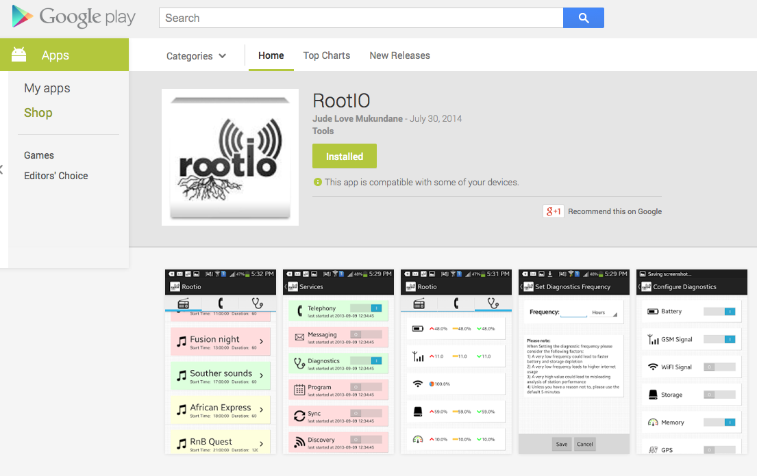 The RootIO app in the play store. Don't install it unless you have a Duos or Pocket Galaxy!