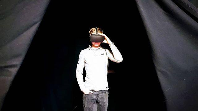 Step into VR #virtualreality #360 #vr #video #view #event #amsterdam #instagram #injebril #eastbound