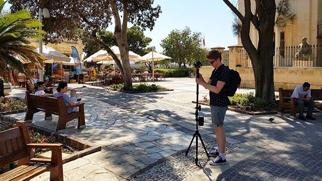 About last summer... #tb #virtualreality #vr #360 #video #malta #instagram #almost #summer