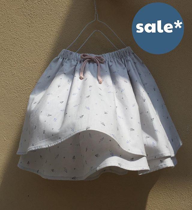 Letzter Rock! 110-116 Sale-Preis: 43,20€ Nur noch bis 26.7.  Lies hier, wie es mit ISARGOLD weiter geht. Link im Profil ☝🏼