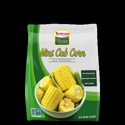 Frozen Mini Cob Corn