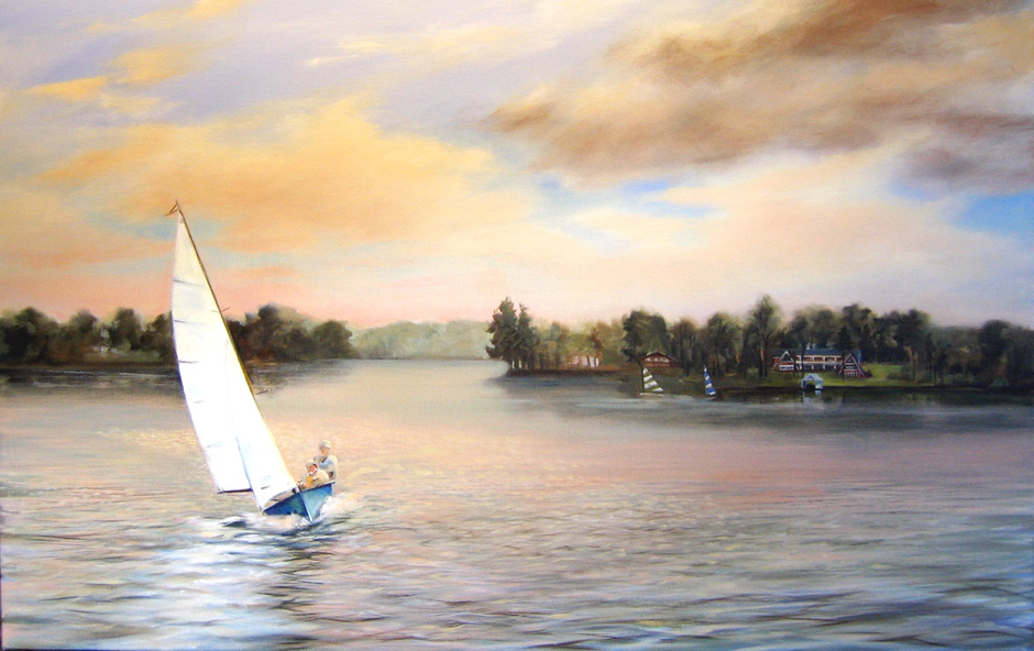 Lake Meade Sailing