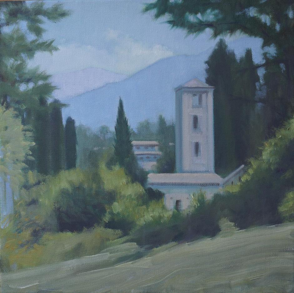 Belltower Bellagio, Lake Como