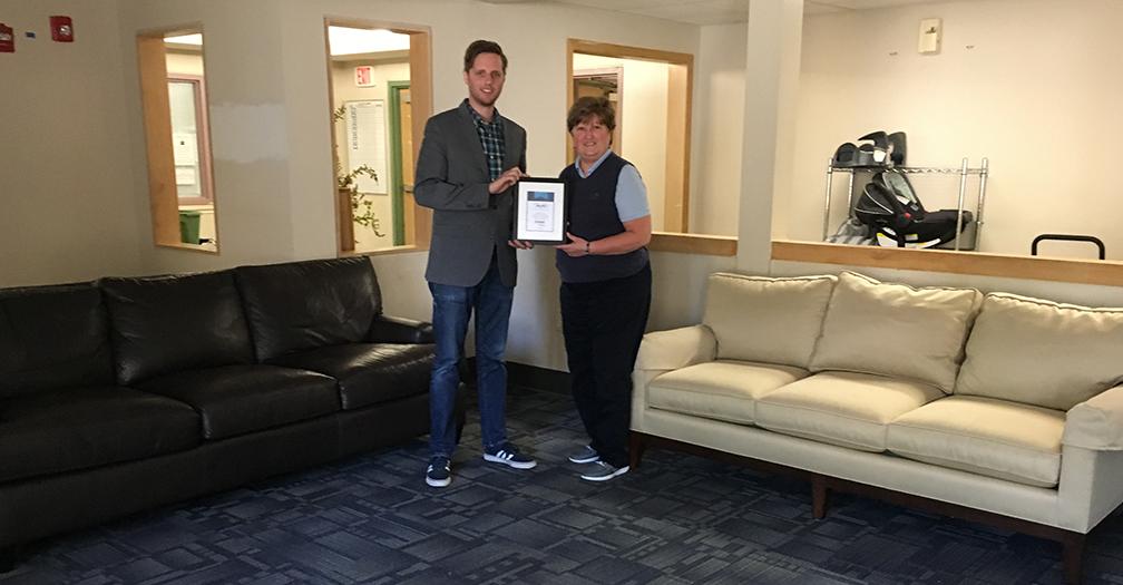 Merkel Furniture Donates To Safehouse, Furniture Ann Arbor