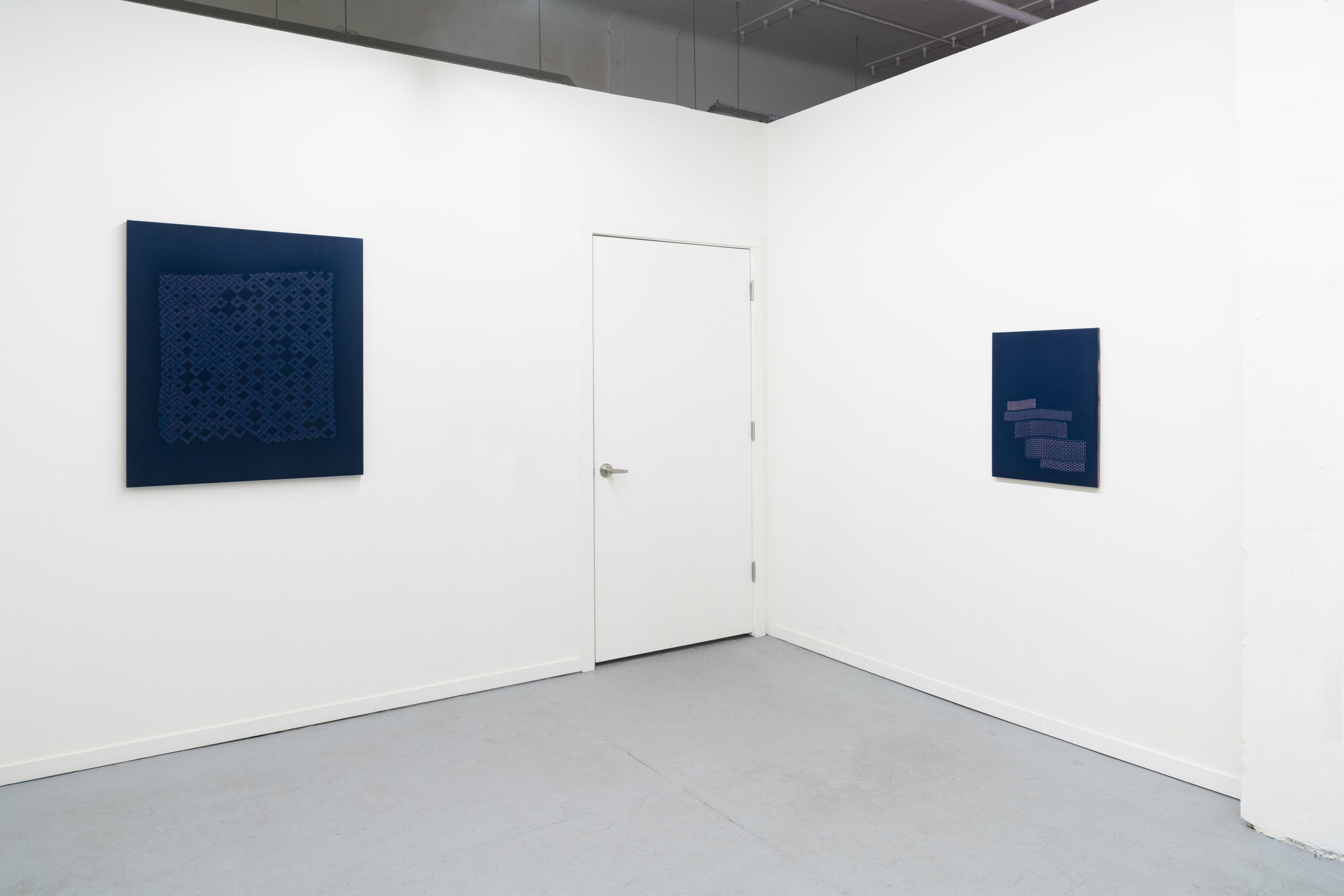 Installation view,  works and days , 2019 Specialist, Seattle, WA