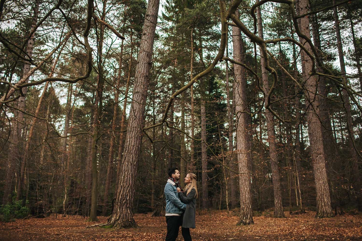 Virginia Water Lake Engagement Shoot008.jpg