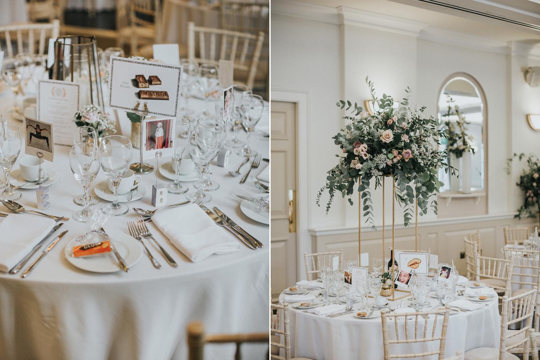 The Orangery Maidstone Kent Wedding Details