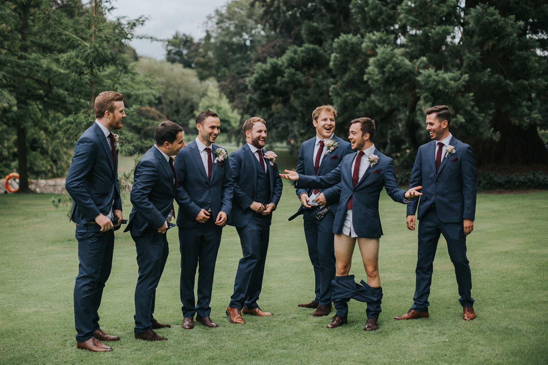 Funny Wedding Group Shots