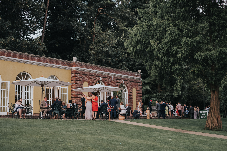 The Orangery Maidstone Wedding