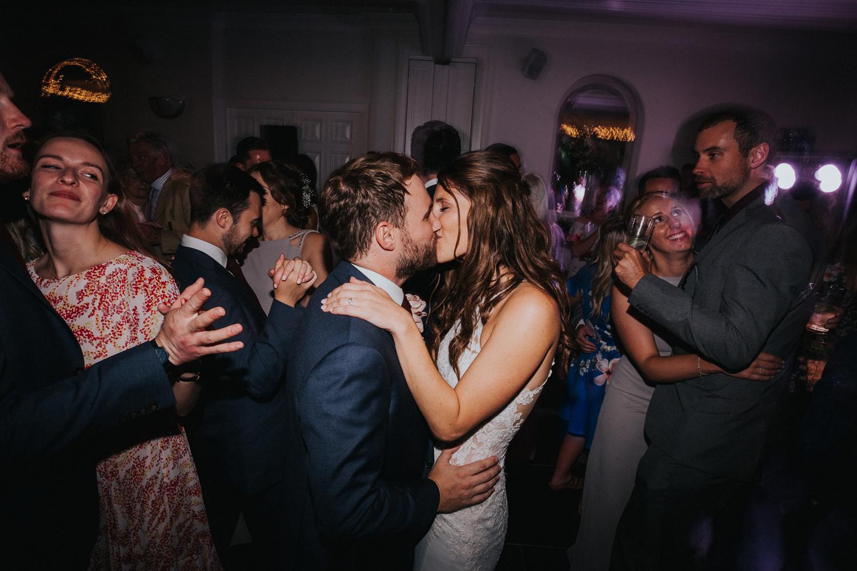 The Orangery Maidstone Wedding First Dance Shot