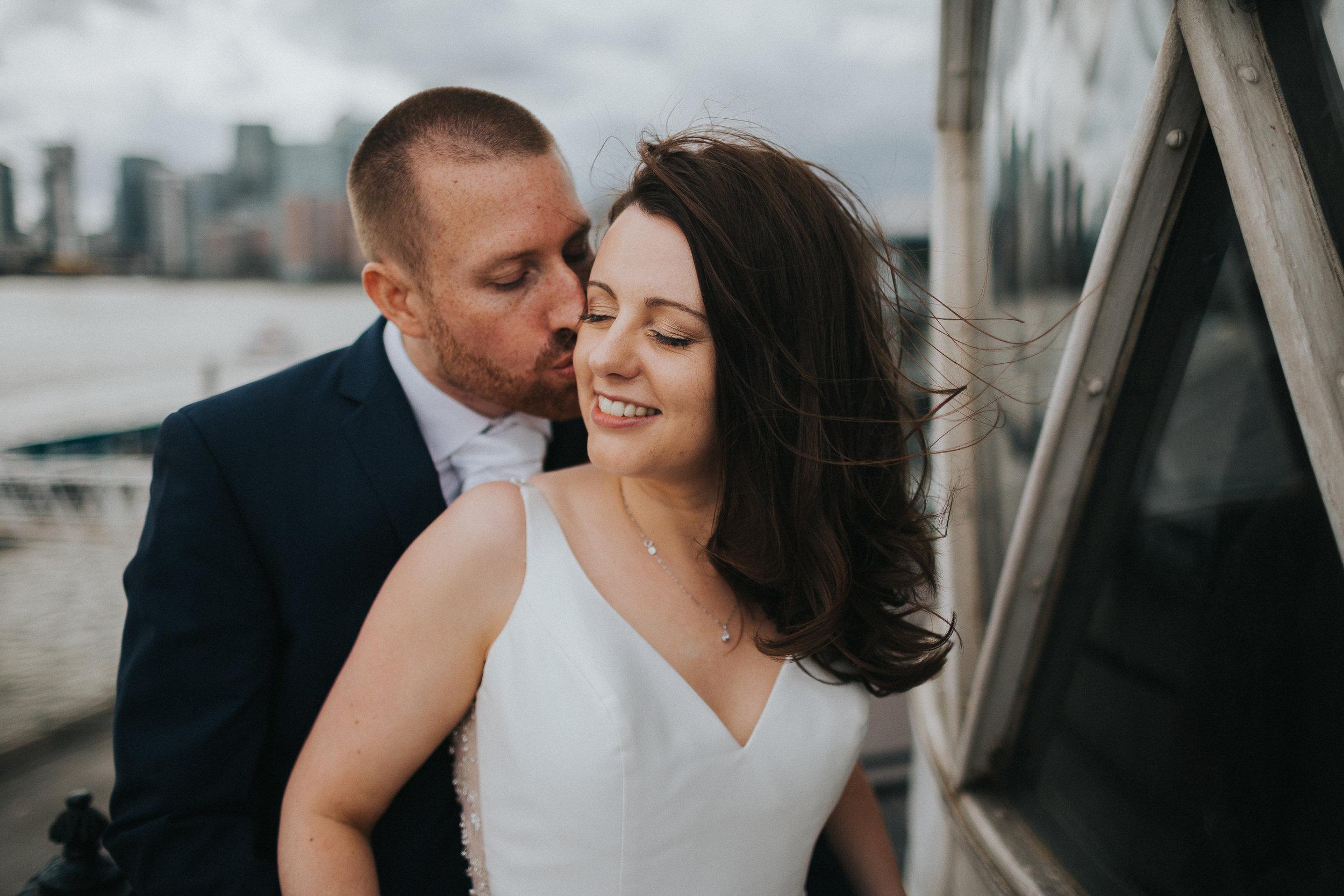 Trinity Buoy Wharf Light House Couple Shots