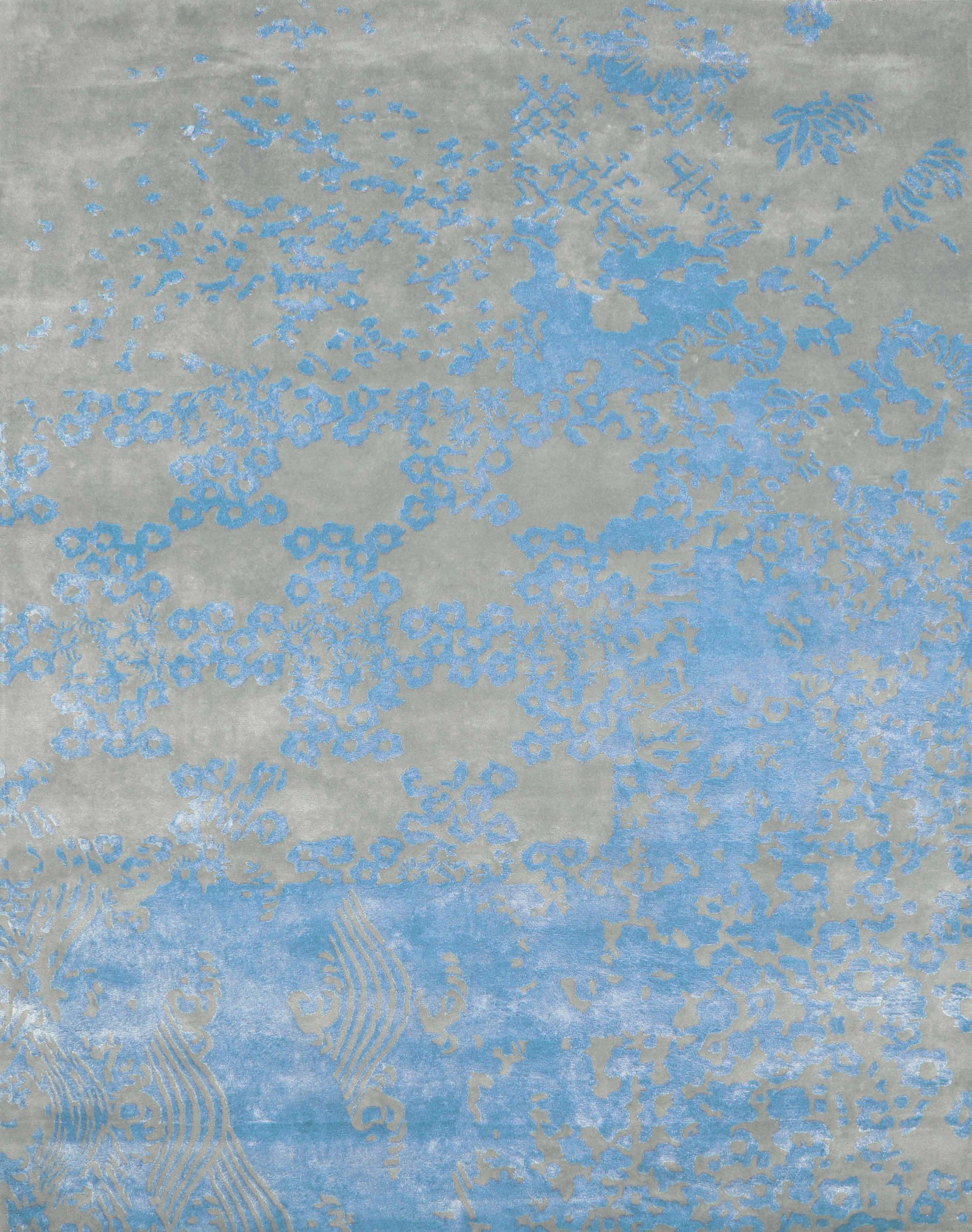 LILY LIGHT BLUE  cod. 008 91