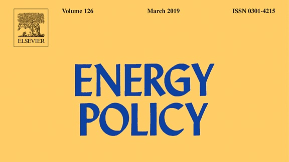 Energy Policy, Vol 40, 2012