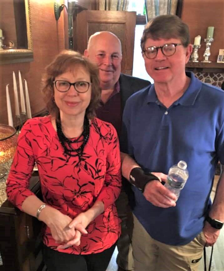 Susan, Dale & Gregg