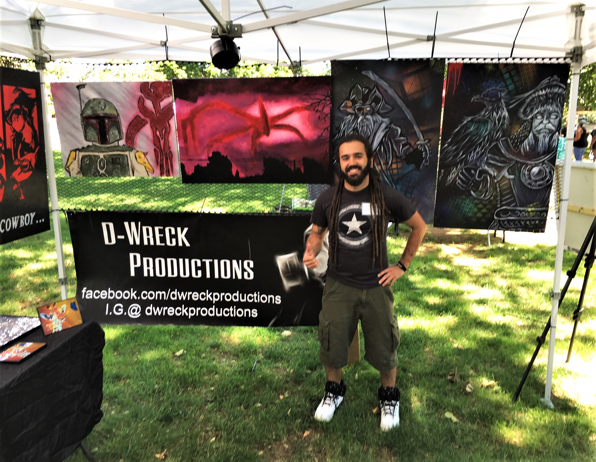 D. Wreck Productions