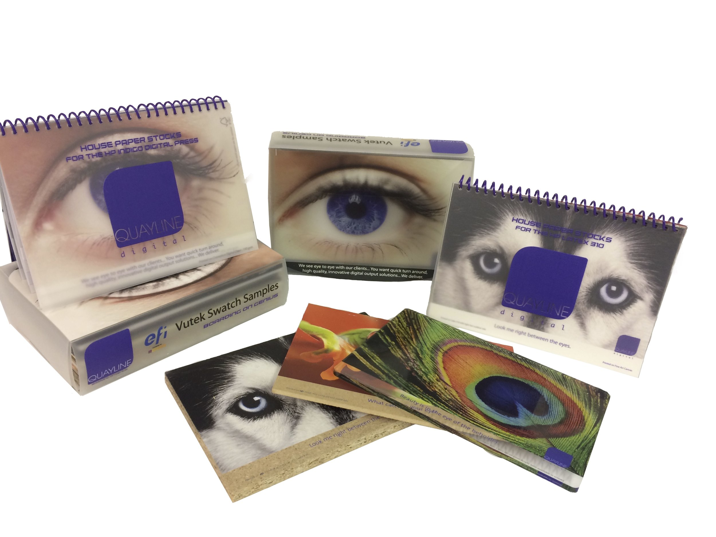 New Sample Packs Out Now - Call 02380266752 to request yours today