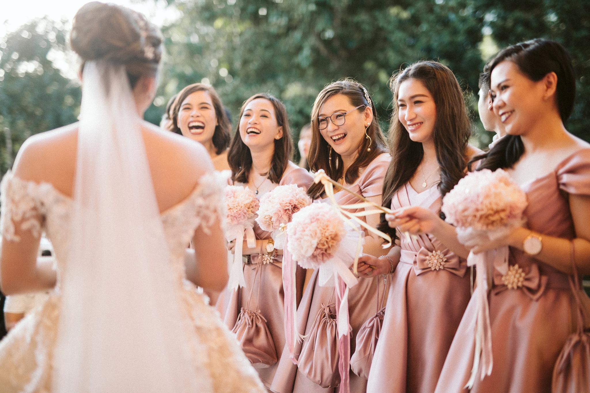 Bea's Bridesmaids