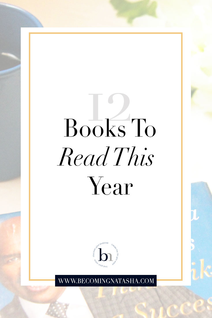 12 Books I Want To Read in 2017