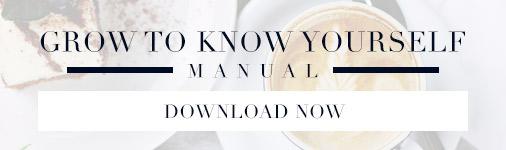 GTKY Manual By BecomingNatasha.com