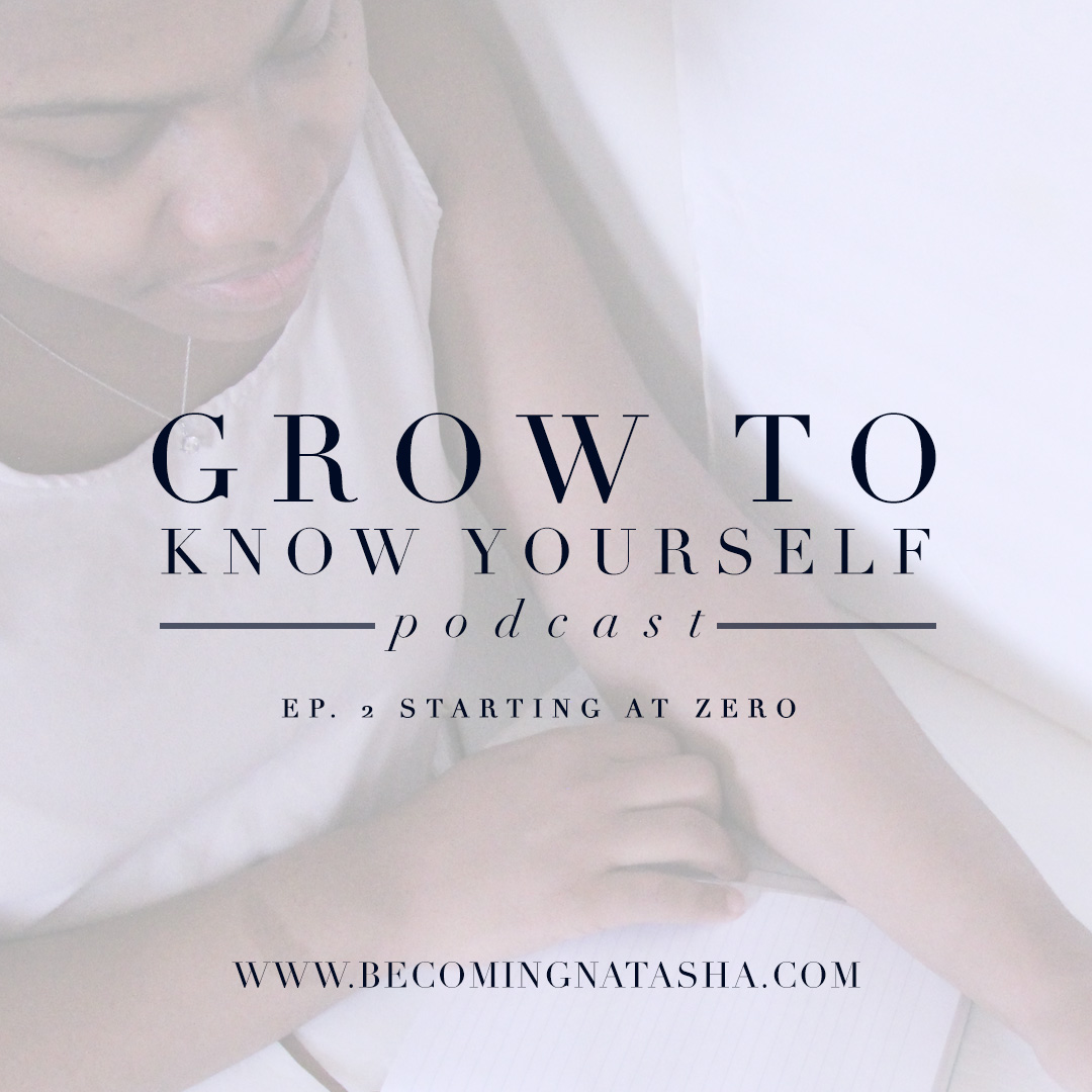 Grow To Know Yourself Podcast Episode 2