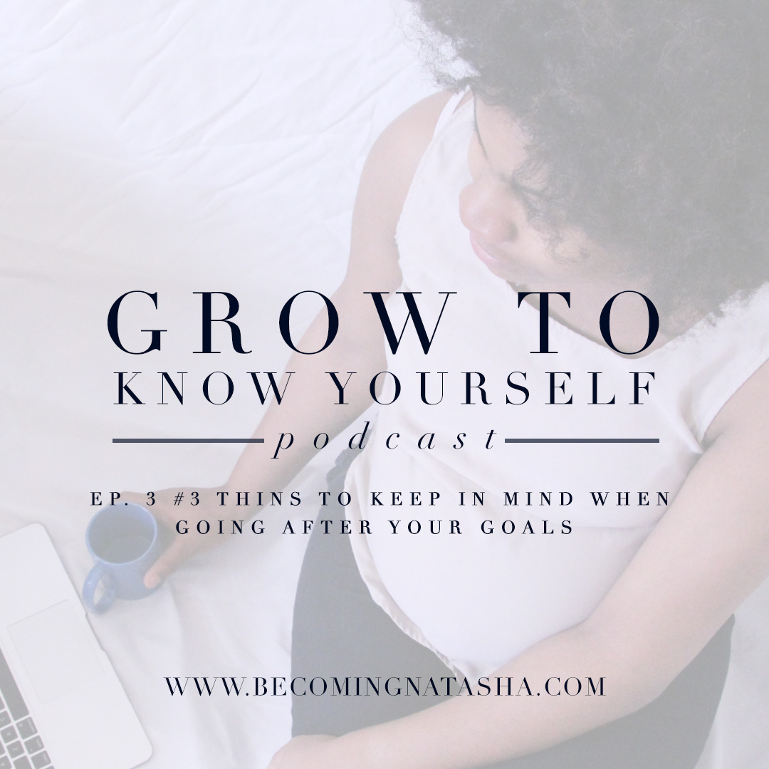 Grow To Know Yourself Podcast