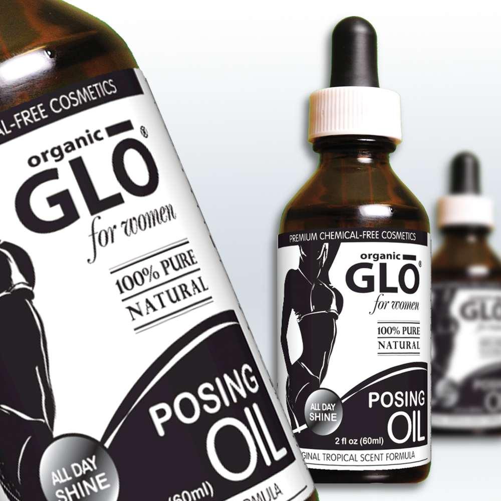 Organic Glo Posing Oil