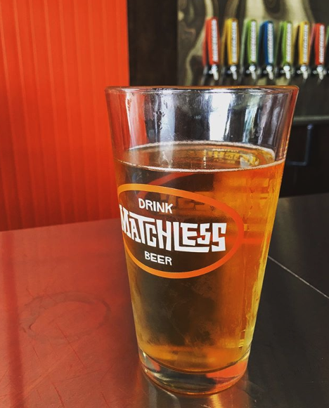 Mexico Gold Lager.  Photo: W. Rea
