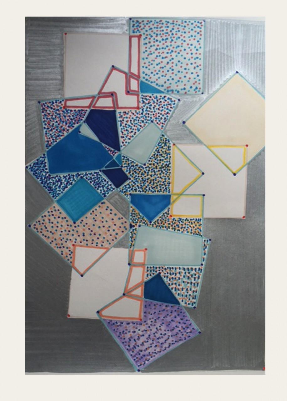 Art:  Elegant Midnight Thoughts - Julia Vogl