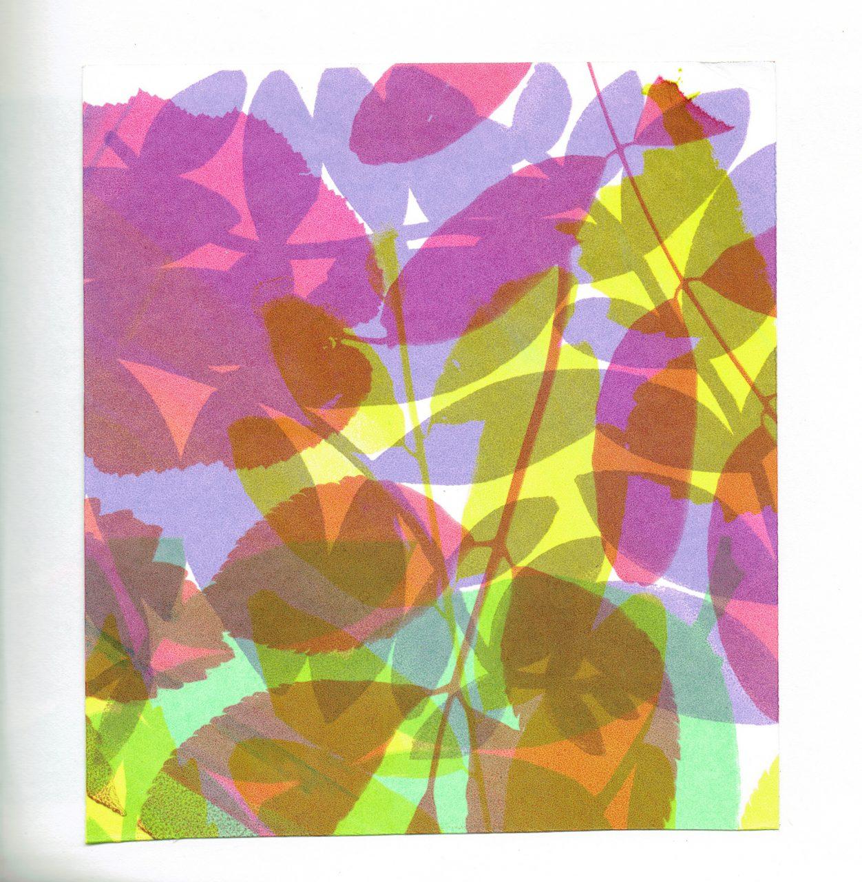 Art:   Leaves - Julia Vogl