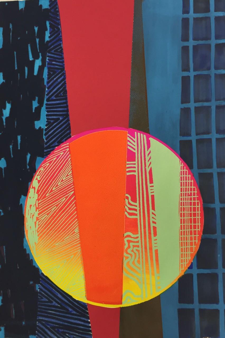 Art:   Moongate by Julia Vogl