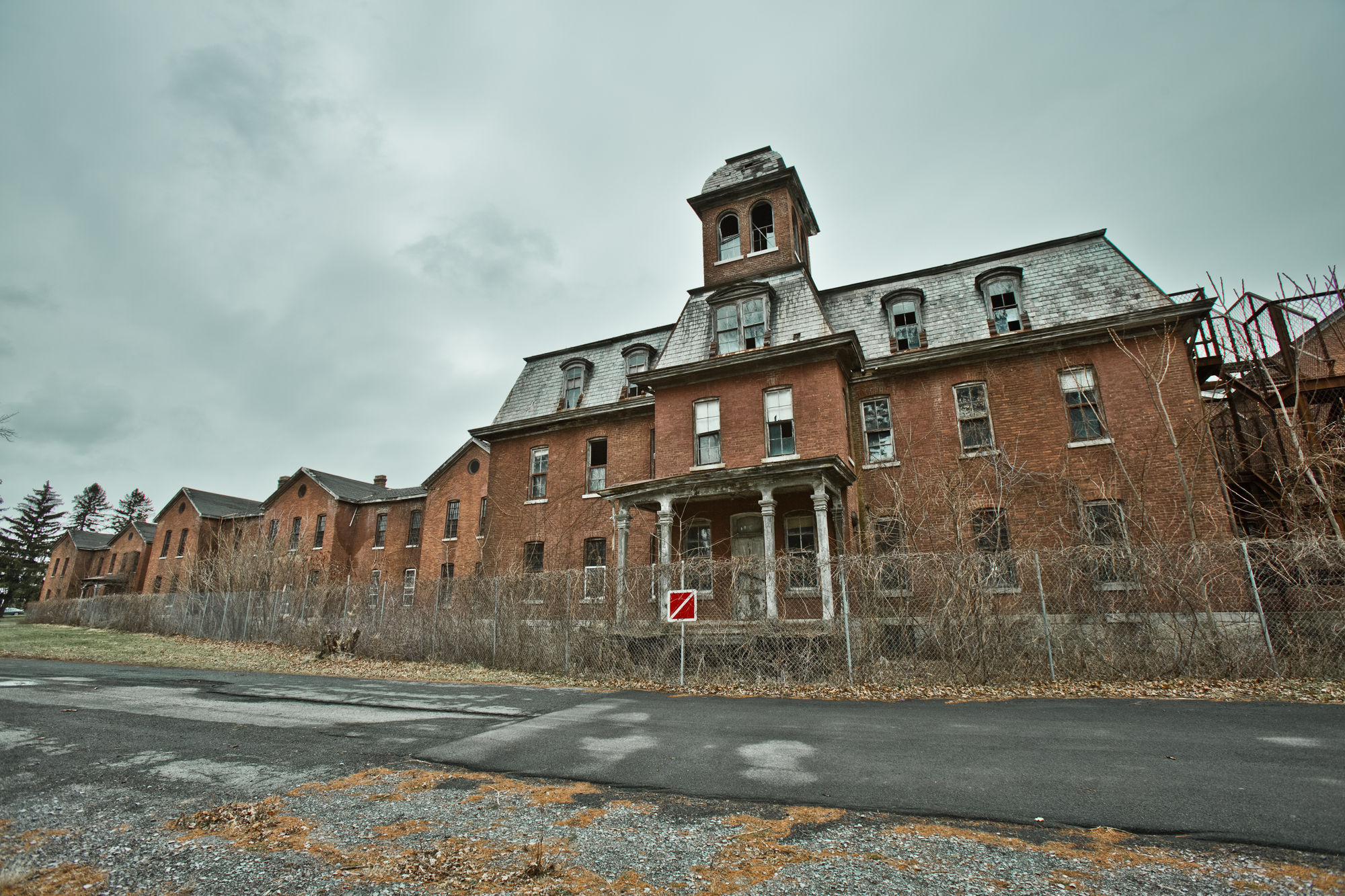 Gallery Abandoned Asylums