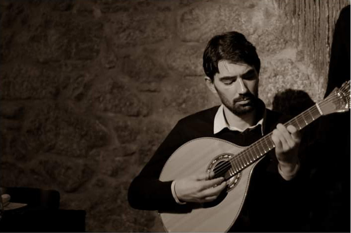 RUI PEDRO CLARO - PORTUGUESE GUITARRui Pedro Claro began his studies of Portuguese Guitar in 2001 and ten years later started to accompany Fado de Lisboa. He has collaborated with several Fado singers and Fado houses ever since. He was part of various recordings, such as