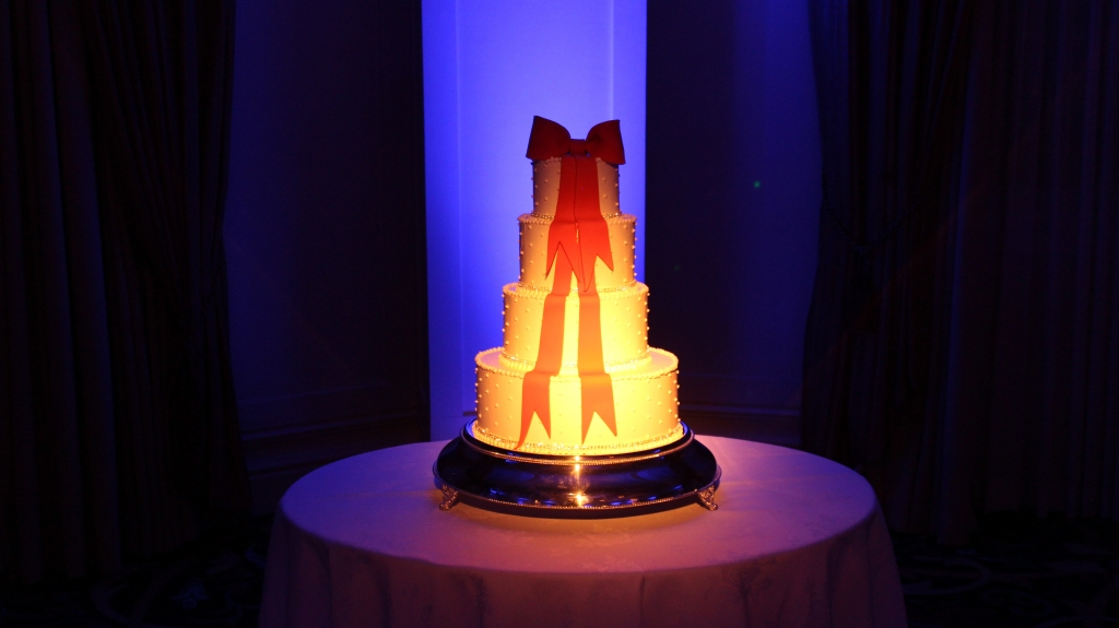 Cake Table Pin Lighting