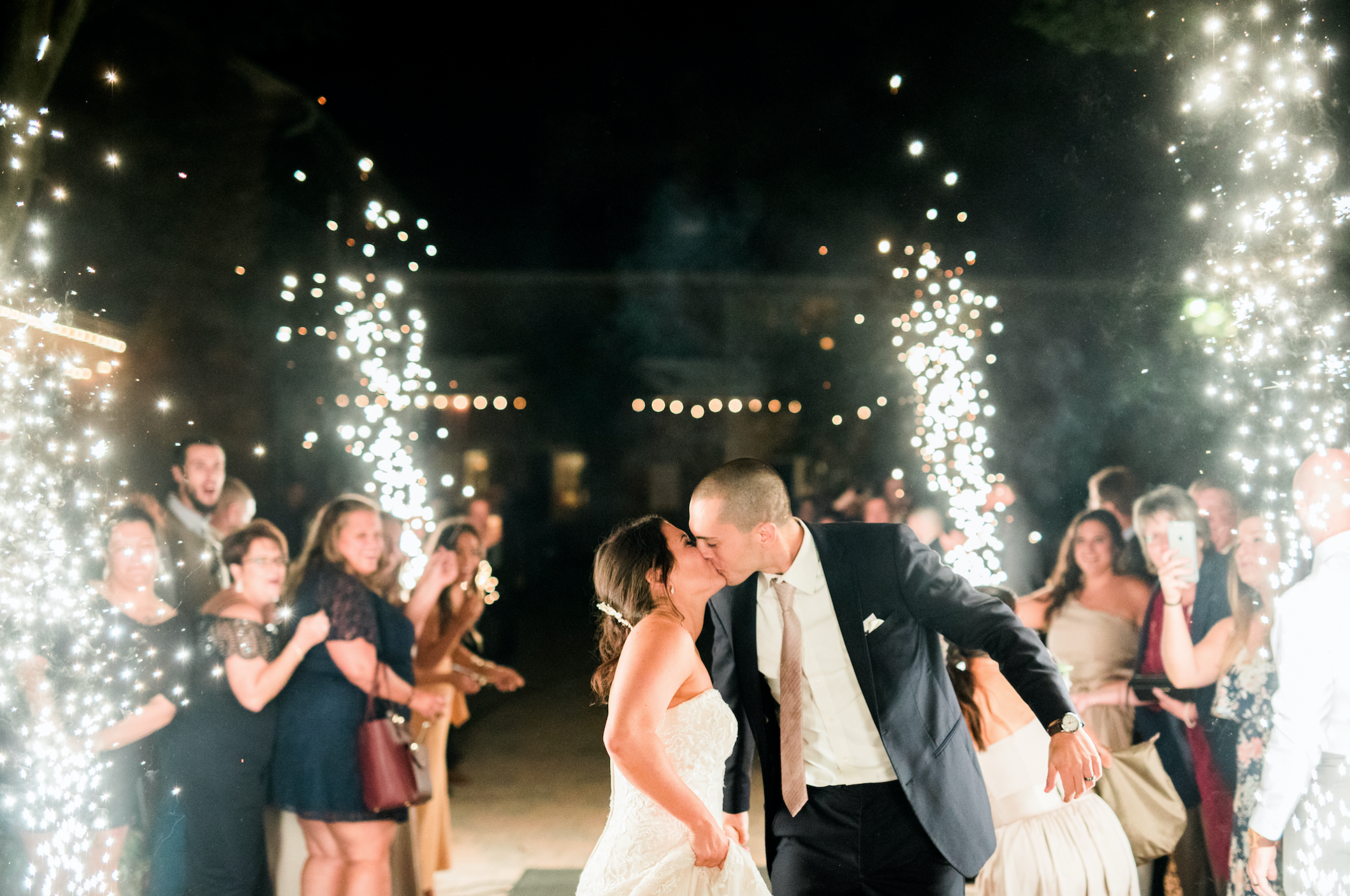 Magic Sparklers - Photo: Matt Stambaugh Media