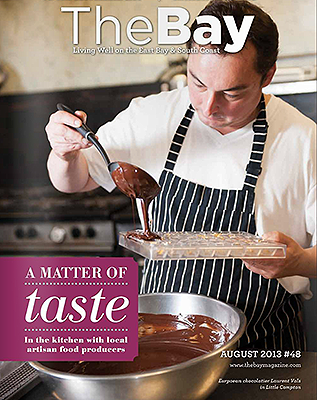 The Bay Magazine Cover Feature