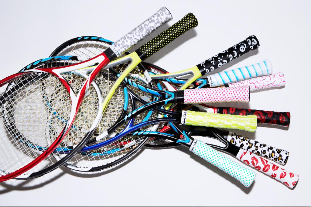 Monreal London printed Racket Grips