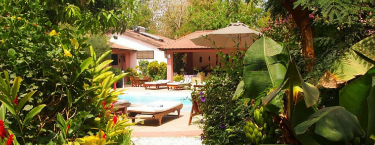 HIBISCUS HOUSE, GAMBIA