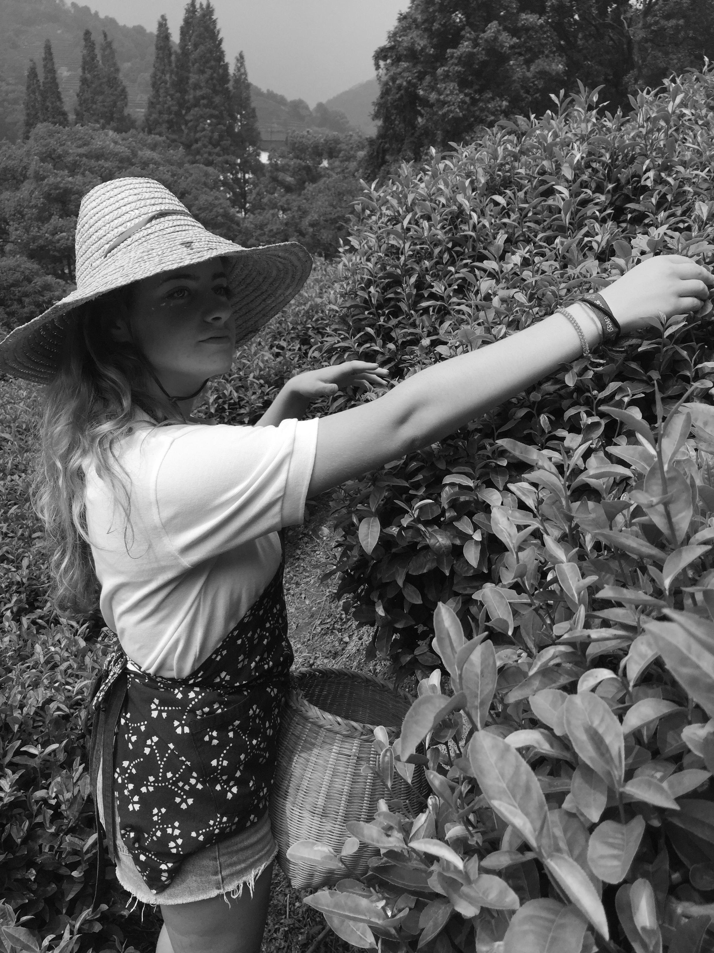 Founder Katy in China