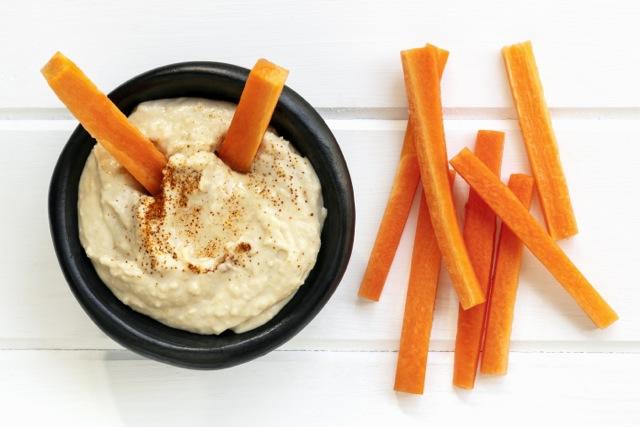 Hummus Carrot Sticks Little Foodie.jpeg