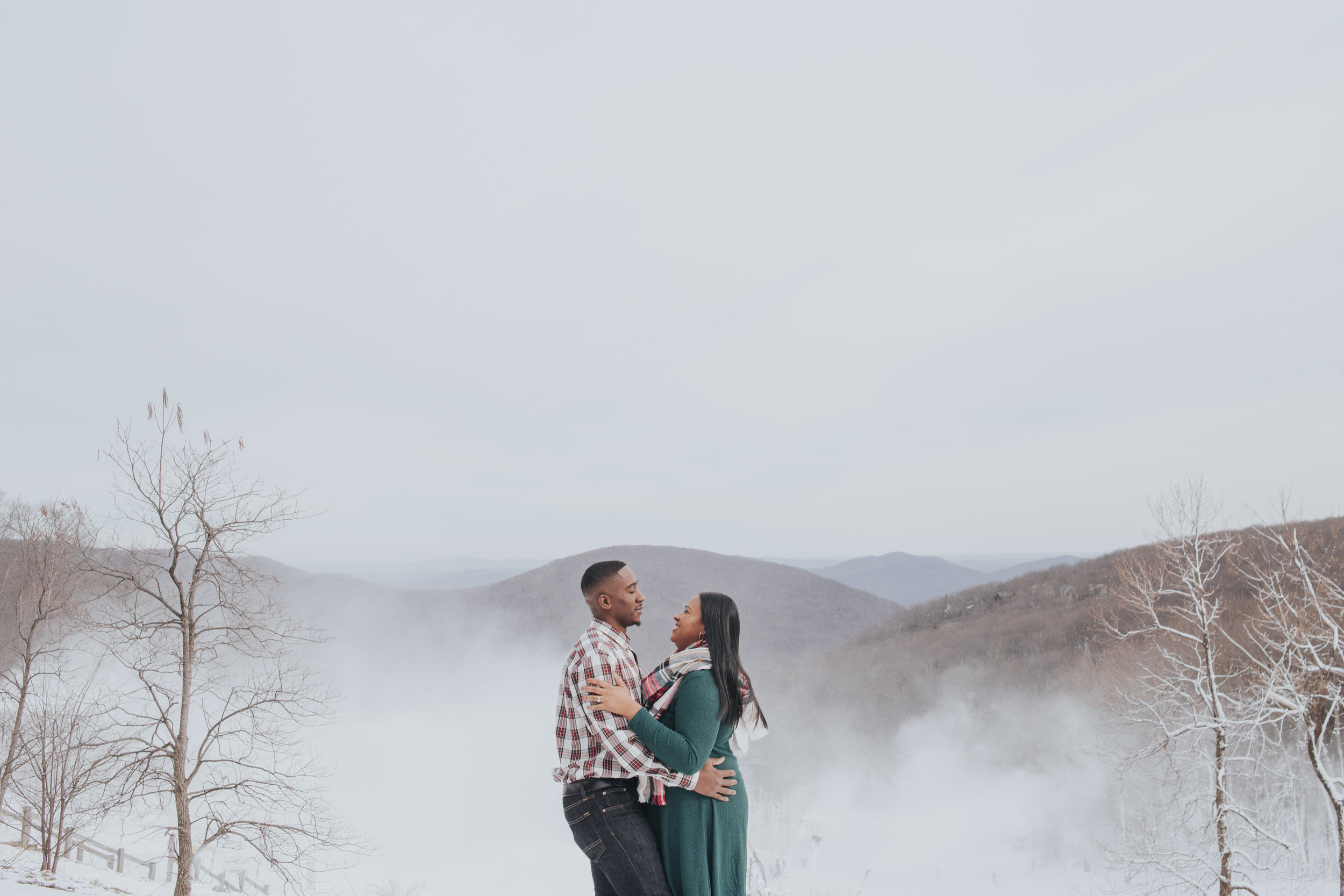 Stephanie  Roger - Engagement - Wintergreen - Amative Creative-47.jpg