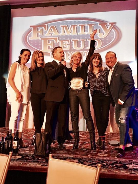 FAMILY FEUD ASPEN Raising funds for the ASPEN YOUTH CENTER
