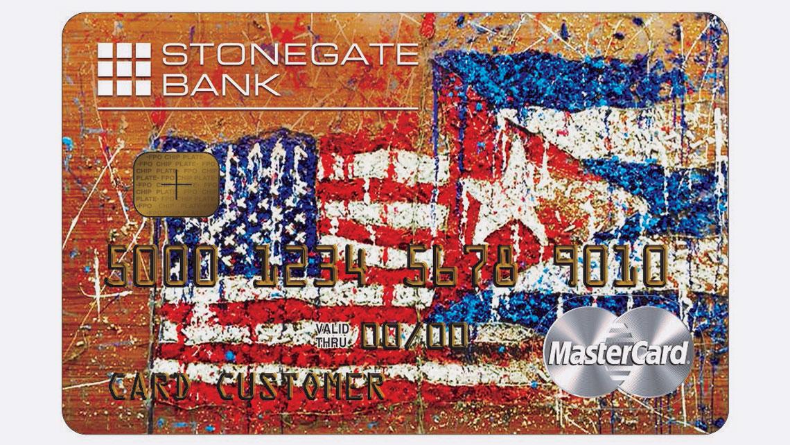 Credit card Mirabal Aspen Art Gallery