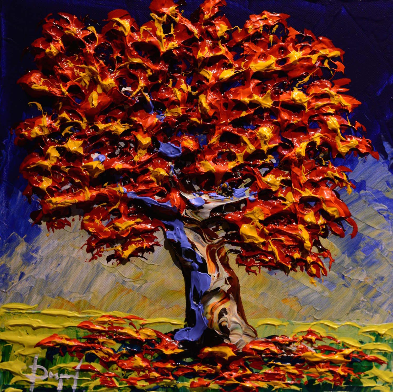 Delight of the Bright Maple