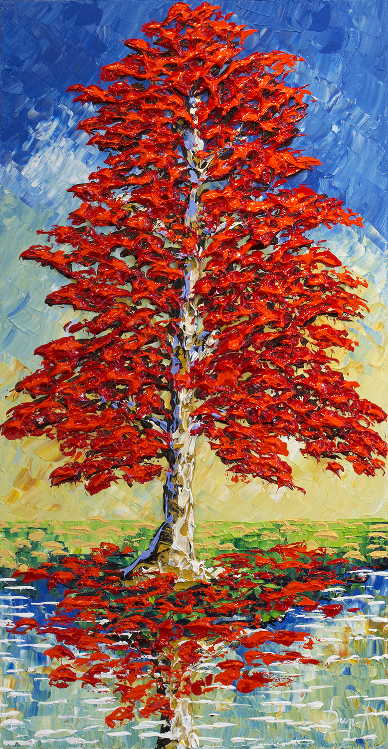 """""""Maple of Colorful Waters"""""""