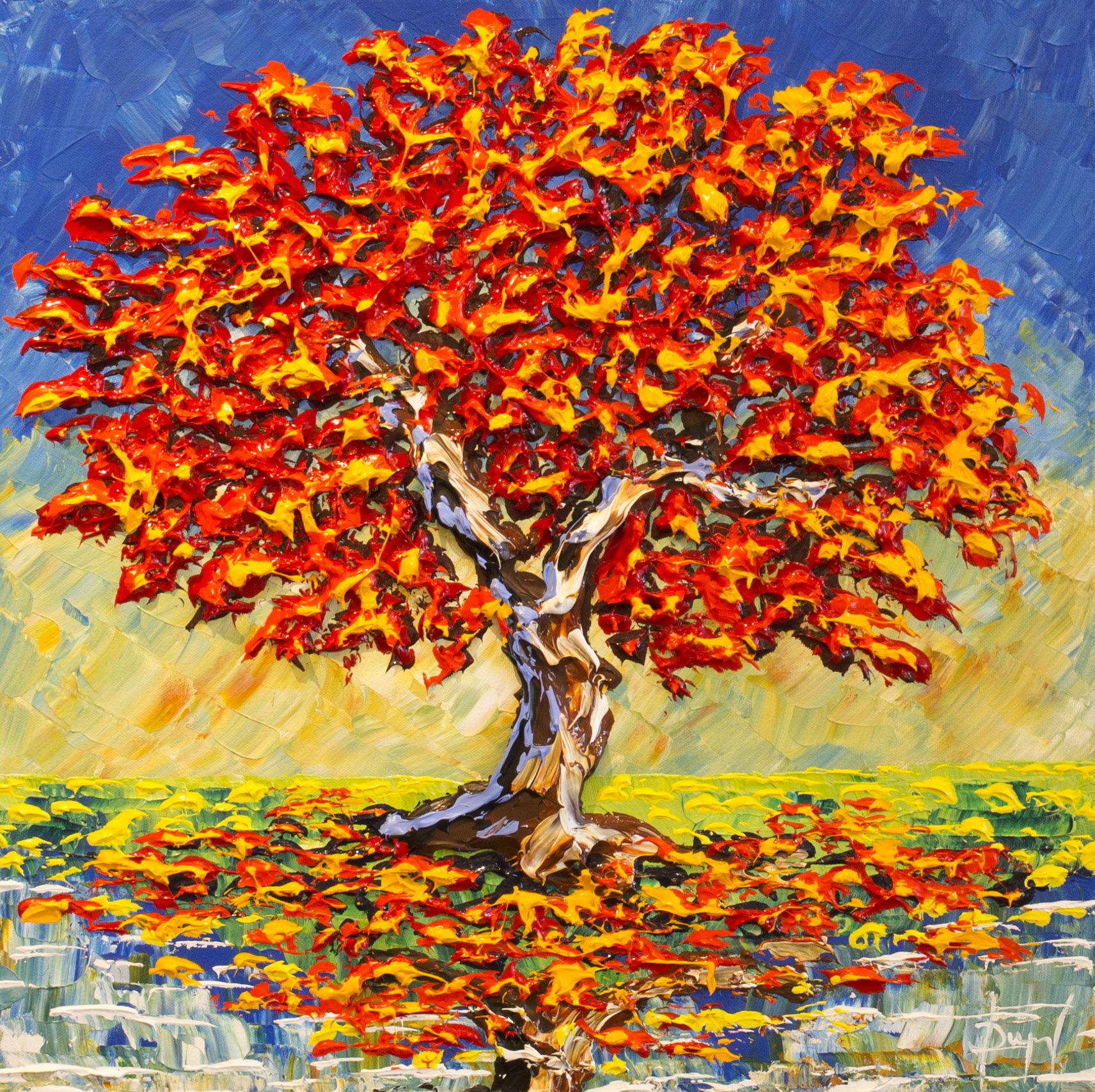 """Beautiful Maple of Delight"""