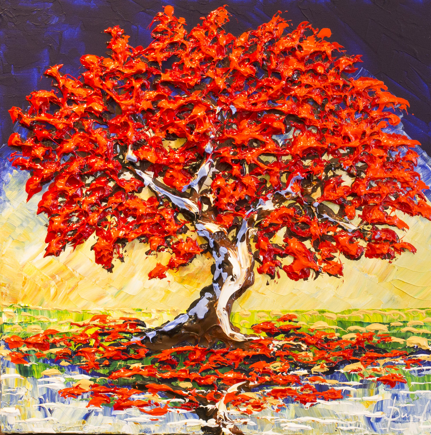 """""""Maple of Lasting Colors"""""""