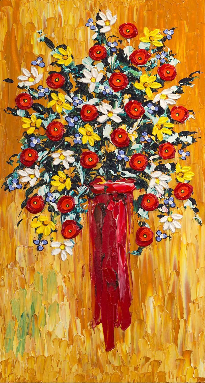 """Bouquet of Vibrant Life"""